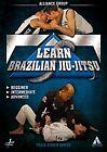 Learning Brazilian Jiu-Jitsu (DVD, 2012)