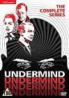 Undermind - Complete Series (DVD, 2012, 3-Disc Set)