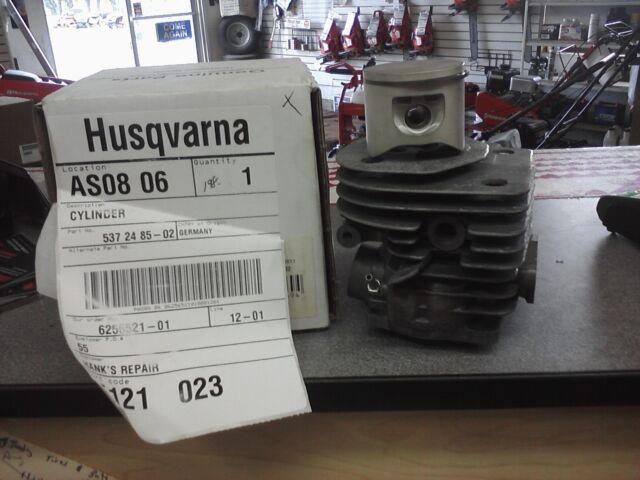 HUSQVARNA CYL / PISTON ASSY 357-359 JONSERED CS2159 CS2156