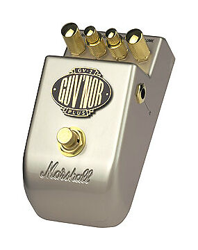 marshall guv 39 nor plus distortion guitar effect pedal for sale online ebay. Black Bedroom Furniture Sets. Home Design Ideas