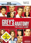 Grey's Anatomy - The Video Game (Nintendo Wii, 2009, DVD-Box)