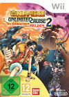 One Piece: Unlimited Cruise 2 -- Pyramide Software (Nintendo Wii, 2012, DVD-Box)