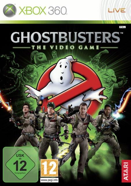 Ghostbusters: Das Videospiel (Microsoft Xbox 360, 2009, DVD-Box)