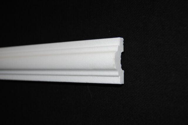 50 Meter Friesleiste Wandleisten Zierprofile Stuckleisten Styropor Stuck K29