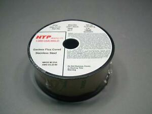 035 308l Fco Gasless Stainless Steel Mig Welding Wire Ebay