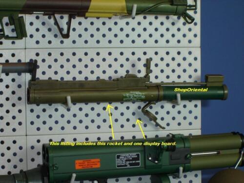 1:6 Scale RAMBO M72A2 Light Anti-Amor Weapon Rocket Launcher LAW Model Ba/_3b