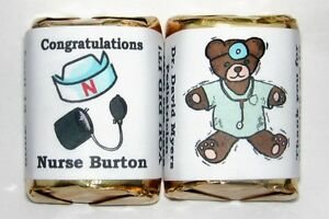 60-DOCTOR-NURSE-MEDICAL-CANDY-WRAPPERS-PARTY-FAVORS