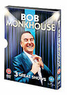 Bob Monkhouse - Exposes Himself/Live And Forbidden/Way Over The Limit (DVD, 2006, 3-Disc Set, Box Set)