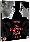 The Karate Kid/The Karate Kid Part 2/The Karate Kid Part 3 (DVD, 2008, 3-Disc Set, Box Set)