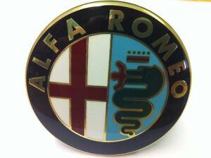Emblemas alfa romeo 159 12