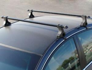 54-034-135cm-Car-Top-Roof-Luggage-Carrier-Rack-Cross-Bars-Crossbars-Universal-Fit