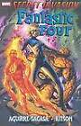 Secret Invasion: Fantastic Four by Marvel Comics (Paperback, 2009)