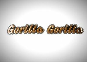 HONDA-GORILLA-STICKER-DECALS-Z50-MINI-TRAIL-50