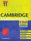 Cambridge 3 Unit Mathematics Year 11 Enhanced Version by Julia Shea, William Pender, Derek Ward, David Saddler (Paperback, 2011)