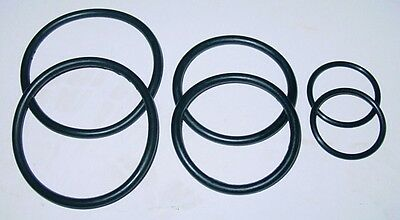 Replacement Drive & Power Feed Belts for the Emco Unimat 3&4 Lathe, Belt, 2 Sets