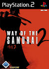 Way Of The Samurai 2 (Sony PlayStation 2, 2004, DVD-Box)