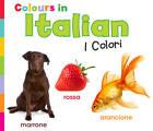 Colours in Italian: I Colori by Daniel Nunn (Hardback, 2012)