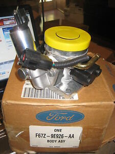 Ford Motor Company Genuine Carb Body Assy Part F67z 9e926