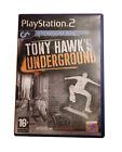 Tony Hawk Underground (Platinum) (Sony PlayStation 2, 2004) - European Version