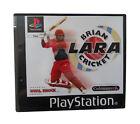 Brian Lara Cricket (Sony PlayStation 1, 1998) - European Version