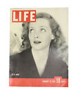 Life - January 23, 1939 Back Issue