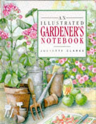 An Illustrated Gardener's Notebook (Illustrated Notebooks)