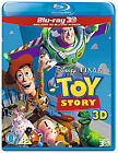Toy Story (3D Blu-ray, 2011)