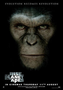 Poster-Print-Rise-of-the-Planet-of-the-Apes-DISCOUNTED-OFFERS-A3-A4