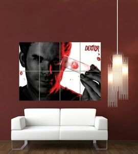 DEXTER-BLOOD-GIANT-WALL-ART-PRINT-POSTER-PICTURE-G974
