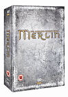 Merlin - Series 4 - Complete (DVD, 2012, 5-Disc Set)