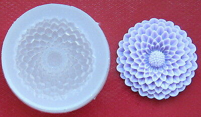 Flower  - Silicone Mould -  mold