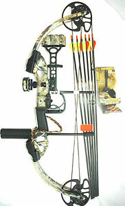 New-2014-Bear-Archery-Outbreak-Complete-RTH-Package-15-70-lbs-Right-Hand-Bow-APG