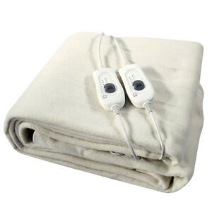 DOUBLE-SIZE-ELECTRIC-BLANKET-140CM-x-150CM-WASHABLE-FAST-PRE-HEATED-W-3-SETTING