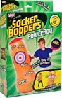 Wicked Socker Boppers Powerbag Inflatable Boxing Bag (Orange) - 5060170940716