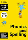 Collins Phonics and Spelling: Ages 8-9 by HarperCollins Publishers (Paperback, 2011)