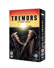 Tremors - Attack Pack - Tremors/Tremors 2 - Aftershocks/Tremors 3 - Back To Perfection/Tremors 4 - The Legend Begins (DVD, 2011, 4-Disc Set, Box Set)