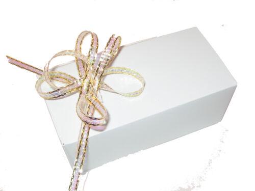 Mariage faveurs pack de 50 x 2 truffe ballotin boîtes plain ou joyeux noël