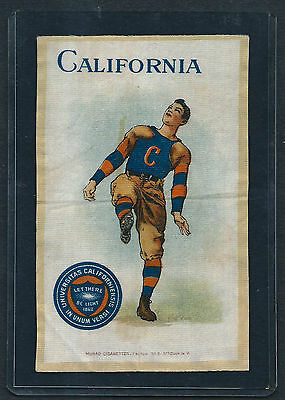S22 SMALL MURAD TOBACCO SILK CALIFORNIA FOOTBALL