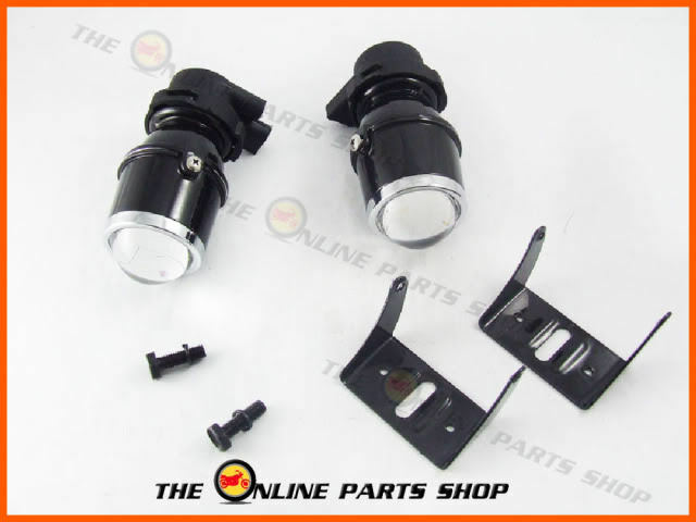 Universal Fog / Spot Lights Ideal For BMW R1100RT / R1150RT / R1200RT