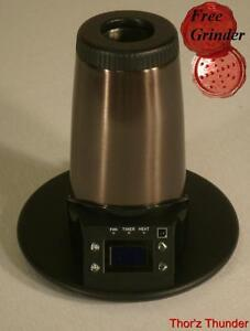 Arizer-EXTREME-Q-VAPORIZER-Digital-4-0-Bonus-2012-Vape-FREE-Herbal-Grinder