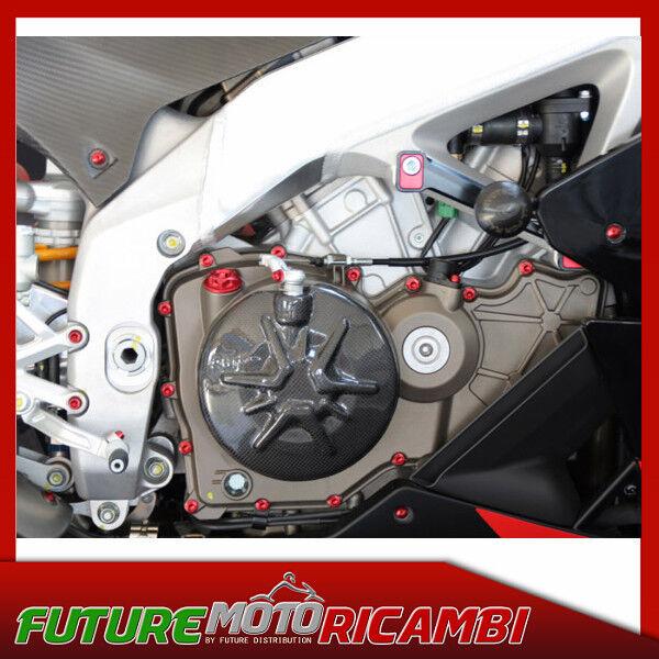 EVOTECH KIT VITI PER MOTORE IN ERGAL YAMAHA R1 2009-> ENGINE BOLTS