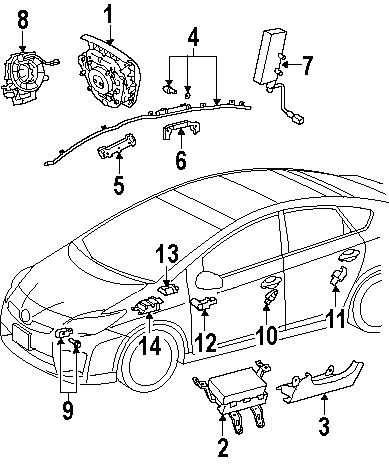 Fuse Box 2010 Prius on 2006 prius fuse box diagram