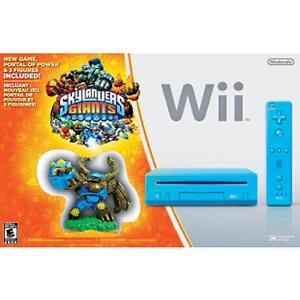 Skylander-Giants-Bundle-for-Nintendo-Wii-in-Blue