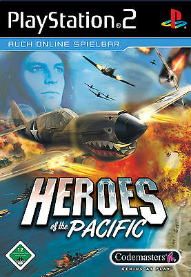 Heroes Of The Pacific PS2 Playstation 2