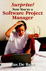 Surprise! Now You're a Software Project Manager by Bas de Baar (Paperback / softback, 2006)