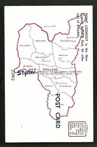 Map-postcard-New-England-New-South-Wales-Australia