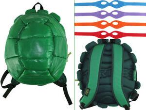 TMNT-Teenage-Mutant-Ninja-Turtles-Backpack-Bookbag-NEW
