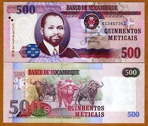 Mozambique-500-meticais-2006-Pick-147-UNC-gt-gt-Buffalo
