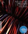 Three Colours: Blue/White/Red (Blu-ray Disc, 2011, 3-Disc Set, Criterion Collection)