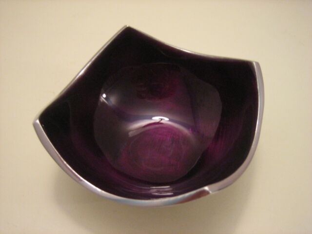Holiday Bowl - Recycled Aluminium